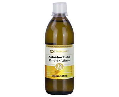 Koloidní zlato (10 ppm) 300 ml