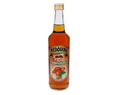 Medovina Mandlová 0,5 l - šroubovací uzávěr
