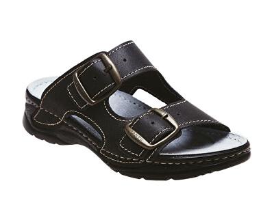 Zdravotní obuv dámská D/10/60/CP černá