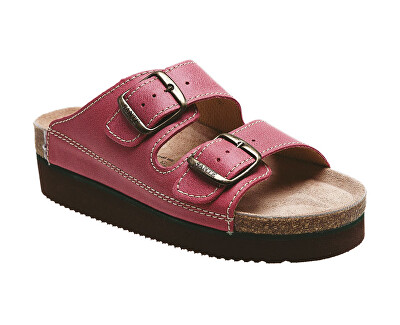 Zdravotní obuv dámská N/25/C30/H/K/CP světle červená