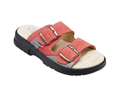 Zdravotní obuv dámská N/517/33/36/18/CP oranžová