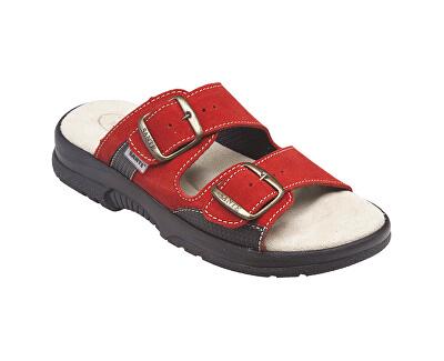 Zdravotní obuv dámská N/517/33/38/CP červená