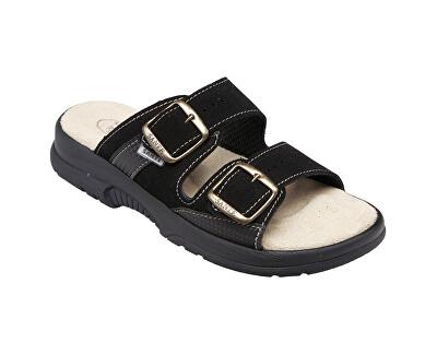 Zdravotní obuv dámská N/517/33/68/CP černá
