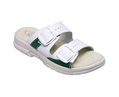 Zdravotná obuv Profi dámska N / 517/33/10 biela
