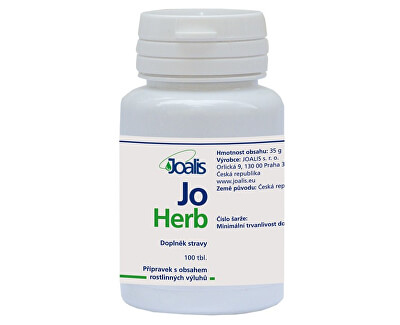 Joalis JoHerb 100 tbl.