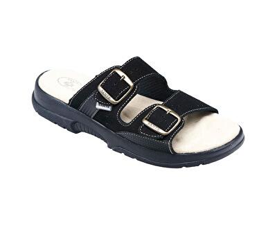 Zdravotní obuv pánská N/517/35/68/CP černá