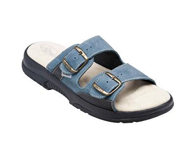 Zdravotní obuv pánská N/517/35/88/CP modrá