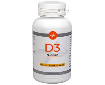 Vitamín D3 Epigemic 150 kapsúl