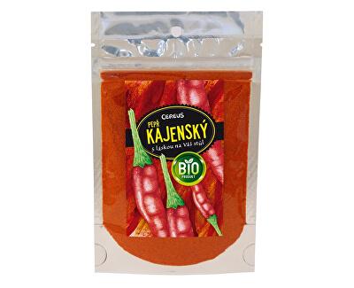 Bio Kajenský pepř 30 g