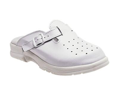 Zdravotní obuv dámská N/517/37/10 bílá