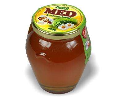 Med zmiešaný kvetový lesný 400g