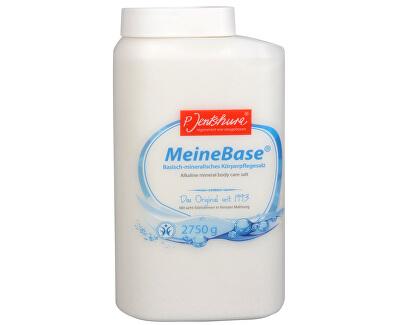 MeineBase® - zásadito-minerální koupelová sůl