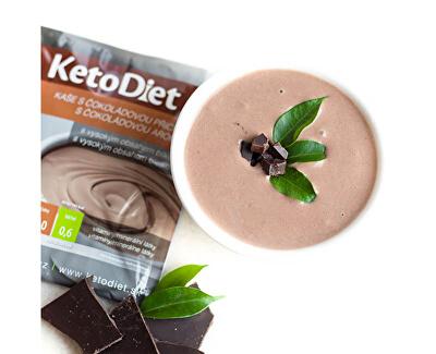Proteínová kaša s čokoládovou príchuťou 7 x 27 g