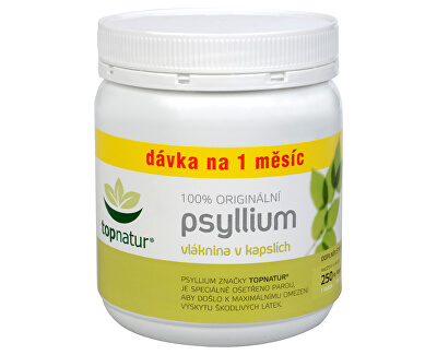 Psyllium 200 kapsúl + 50 kapslí ZD ARMA