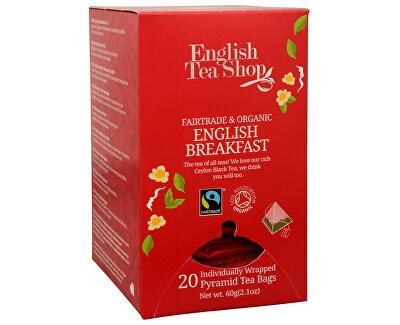 Černý čaj English Breakfast 20 pyramidek
