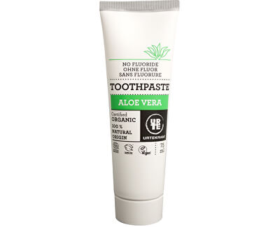 Zubná pasta aloe vera 75 ml BIO