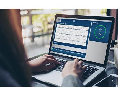 Hartmann Veroval digitálny Tlakomer s EKG