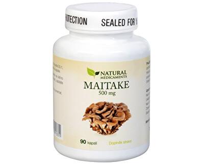 Maitake 500 mg 90 kapslí