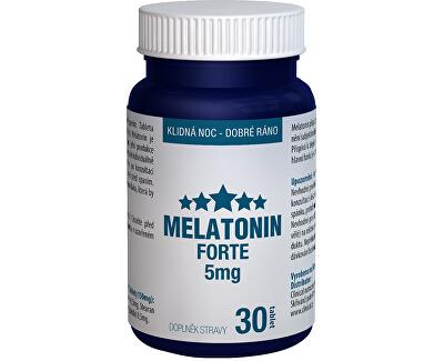 Melatonín Forte 30 tablet