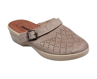 Zdravotná obuv dámska PO / 5284 béžová
