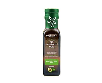 Avokádový olej BIO 100 ml