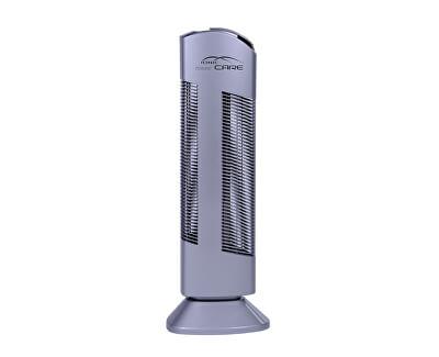 Čistička vzduchu Ionic-CARE Triton X6 stříbrná 1 ks + Nápojová láhev Ionic-CARE