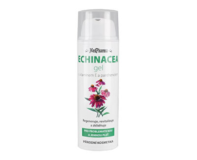 Echinacea gel pro problematickou a jemnou pleť 50 ml