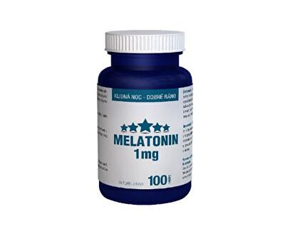 Melatonin 100 tablet