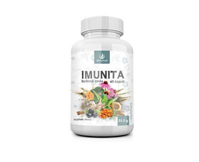 Imunita bylinný extrakt 60 pastilek