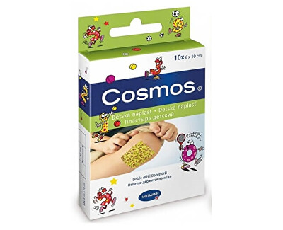 Cosmos dětská náplast 10 ks