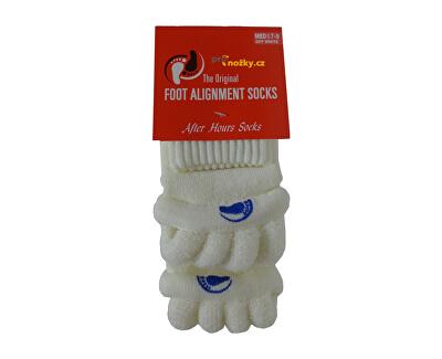 Adjustační ponožky OFF WHITE