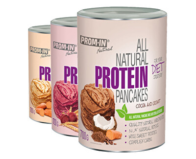 All natural protein pancake 700 g