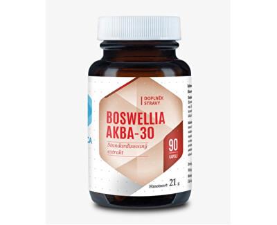 Boswellia AKBA - 30, 90 kapslí
