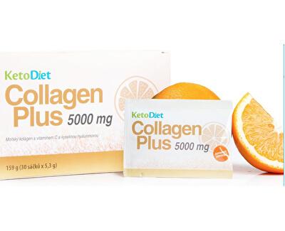 Collagen Plus 5000 mg - příchuť pomeranč