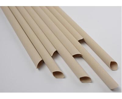 Bambusové brčko 8 mm x 23 mm box 35ks