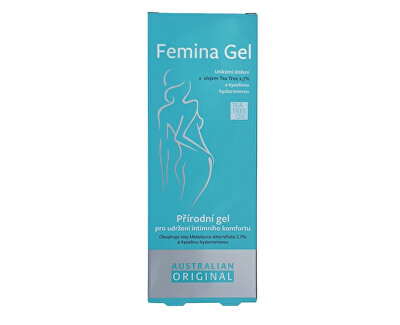 Femina Gel Australian Original 5 x 5 ml