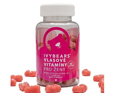 Vlasové vitamíny pre ženy 60 ks