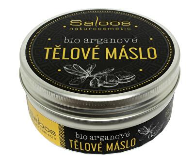 Šlehané bio arganové tělové máslo 150 ml