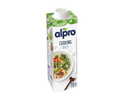 Alpro ryžová alternatíva smotany na varenie 250 ml