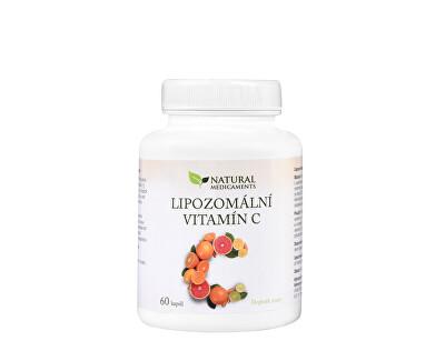 Lipozomálny vitamín C 60 kapslí