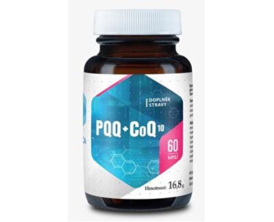 PQQ+CoQ10 60 kapslí