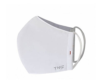TNG rúško textilné 3-vrstvová vel. M