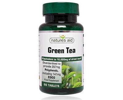 Zelený čaj 10 000 mg - 60 tabliet