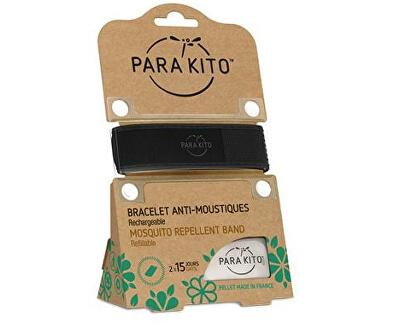 Barevný náramek proti komárům PARA`KITO + 2 náplně