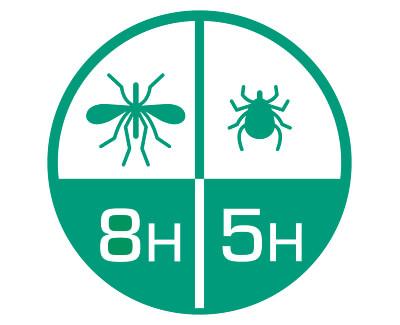 Sprej pro silnou ochranu proti komárům a klíšťatům 75 ml