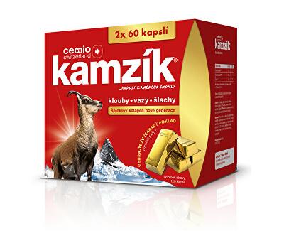 Cemio Kamzík cps. 120 darček 2020