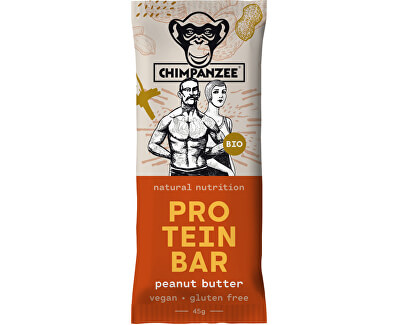 Bio proteín bar Peanut Butter 45 g