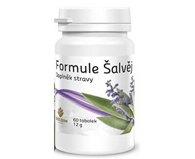 Formula Šalvia, 60 kapslí