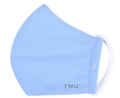 TNG rouška textilní 3-vrstvá L modrá