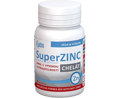 SuperZINC, 90 tablet